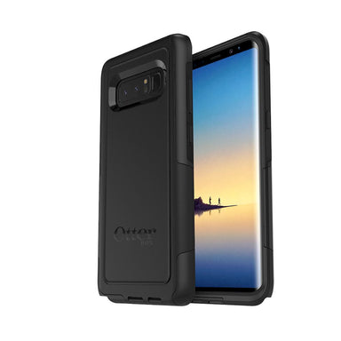 OtterBox - Commuter Series For Galaxy Note 8 - Black
