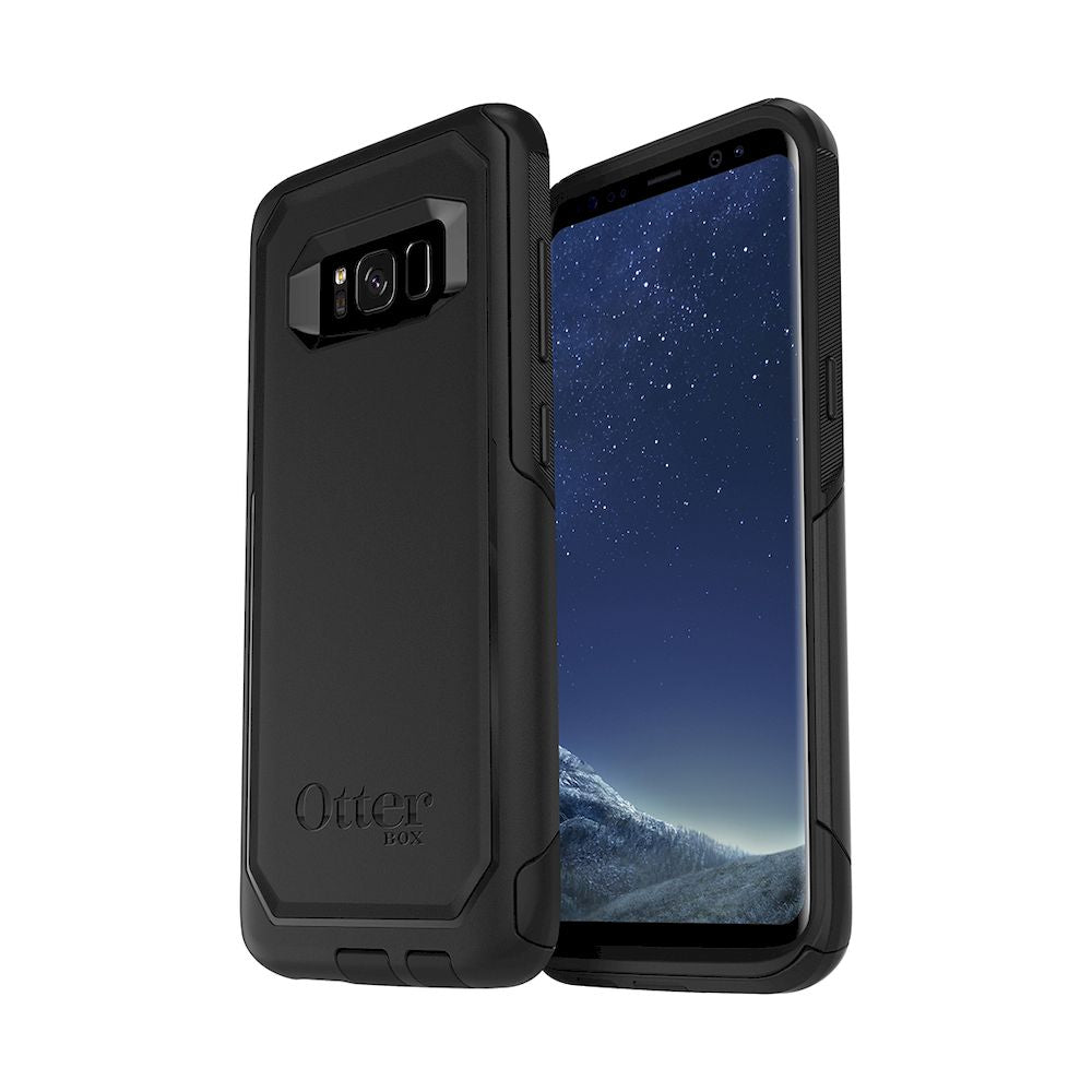 OtterBox - Commuter Series For Galaxy S8 - Black