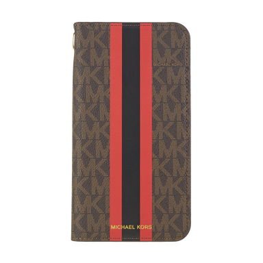 MICHAEL KORS - Folio Case for iPhone XR