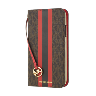 MICHAEL KORS - Folio Case for iPhone XR - FOX STORE