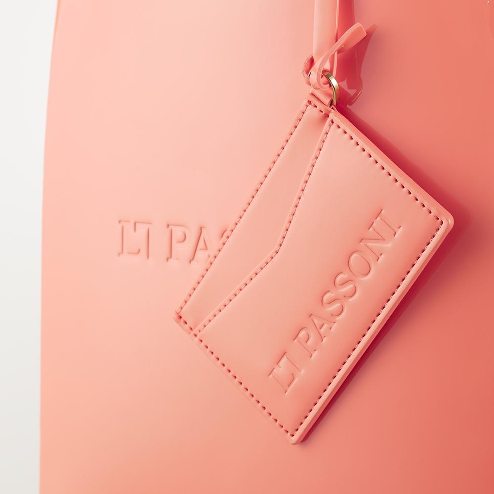 LORNA PASSONI - Enamel Leather Phone Case Large / ケース - FOX STORE
