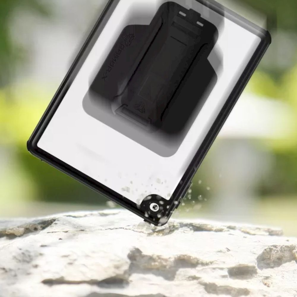 ARMOR-X - IP68 Waterproof Case With Hand Strap for iPad 10.2 第7世代