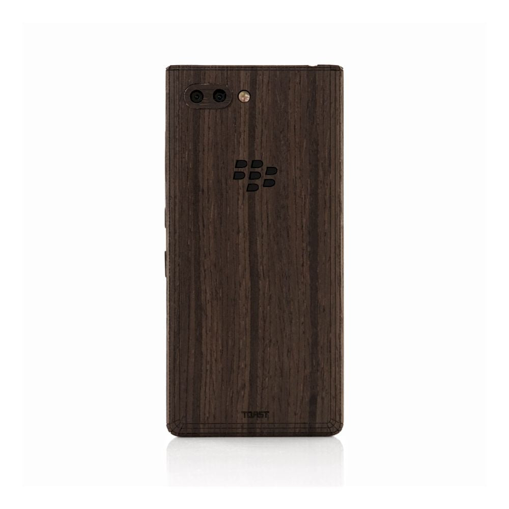 TOAST - Blackberry Cutout for Blackberry KEY2 - Ebony