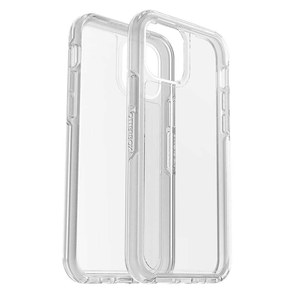 【予約受付中】OtterBox - Symmetry Clear Series for iPhone 12/12 Pro - CLEAR