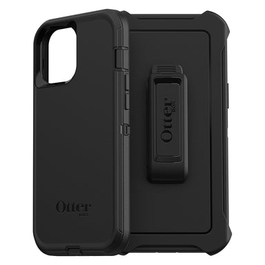 OtterBox - Defender Series for iPhone 12 Pro Max - BLACK