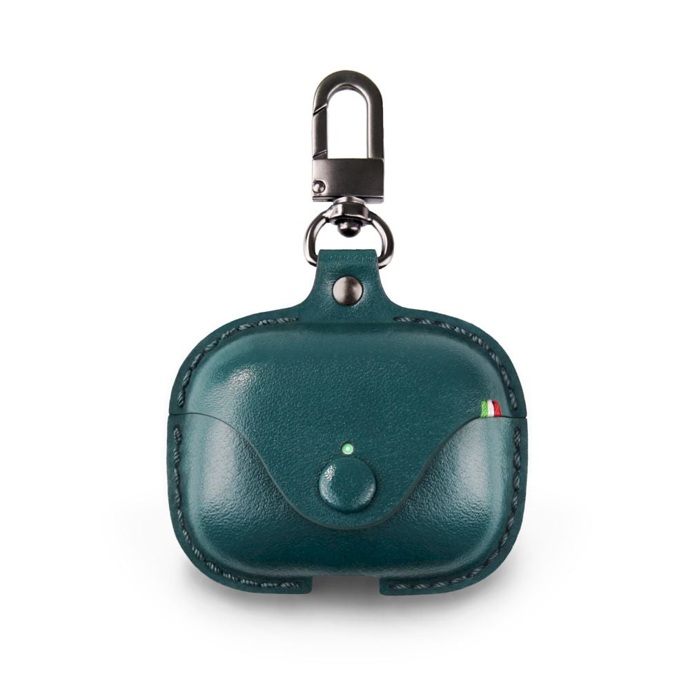 Cozistyle - Aniline Leather Case for Airpods Pro - Forest Green