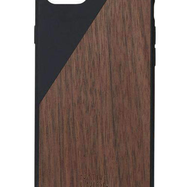 Native Union - CLIC WOODEN for iPhone SE 第2世代/8/7
