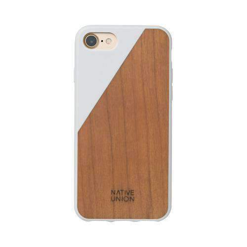 Native Union - CLIC WOODEN for iPhone 8/7 / ケース - FOX STORE