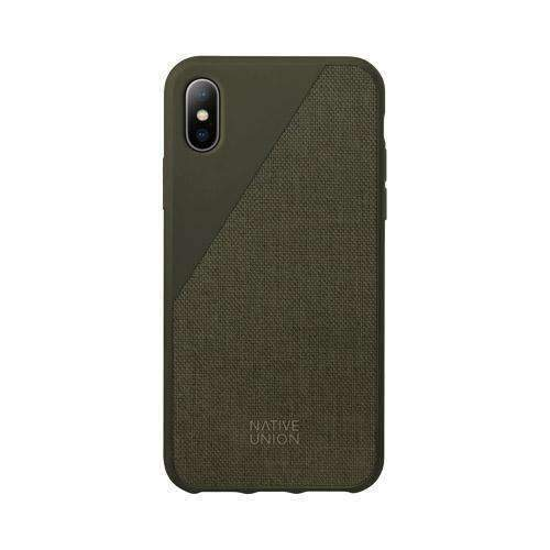 Native Union - CLIC CANVAS for iPhone XS/X / ケース - FOX STORE
