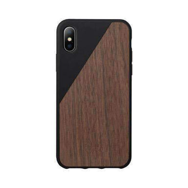 Native Union - CLIC WOODEN for iPhone XS/X - caseplay