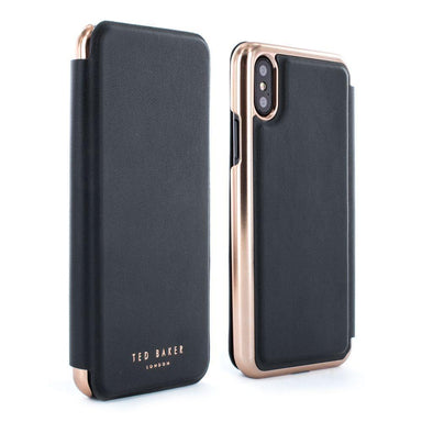 Ted Baker - Folio Case for iPhone XS/X / ケース - FOX STORE