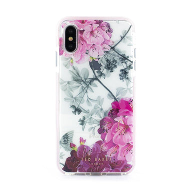 Ted Baker - Anti Shock case for iPhone XS/X / ケース - FOX STORE