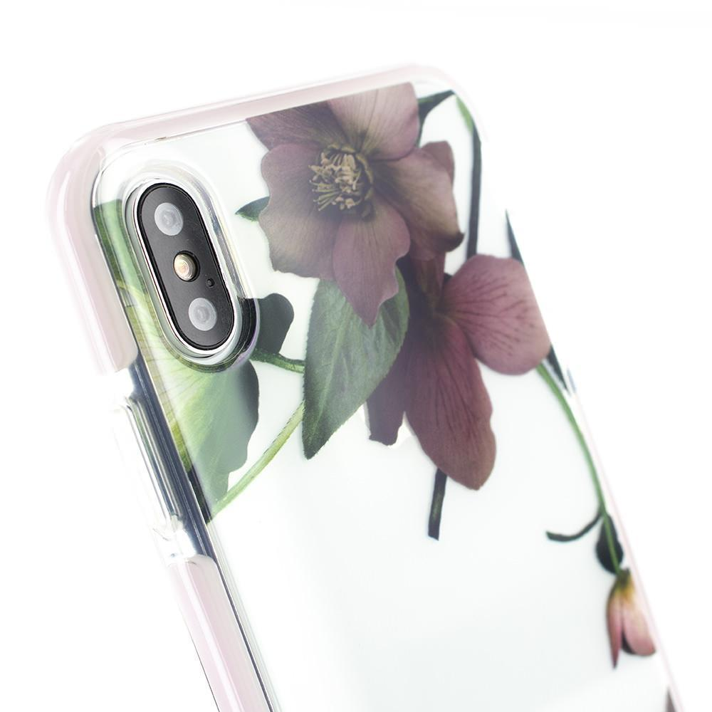 Ted Baker - Anti Shock case for iPhone XS Max / ケース - FOX STORE