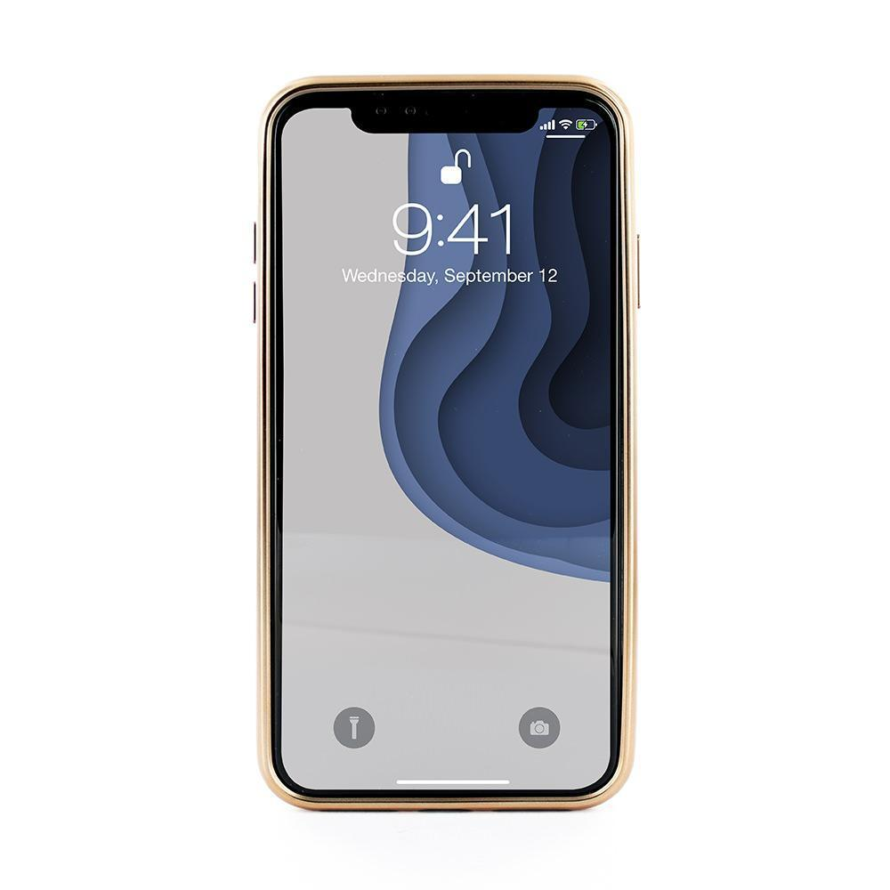 Ted Baker - GLASS INLAY for iPhone XR / ケース - FOX STORE