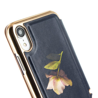 Ted Baker - Folio Case for iPhone XR