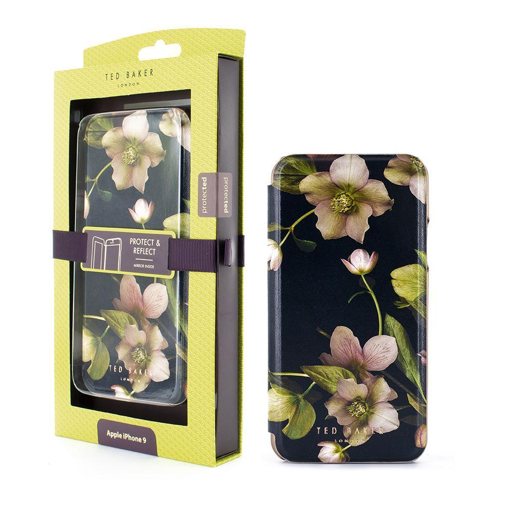 Ted Baker - Folio Case for iPhone XR / ケース - FOX STORE