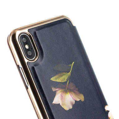 Ted Baker - Folio Case for iPhone XS Max