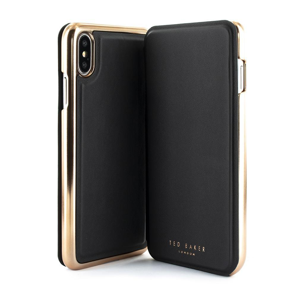 Ted Baker - Folio Case for iPhone XS Max / ケース - FOX STORE