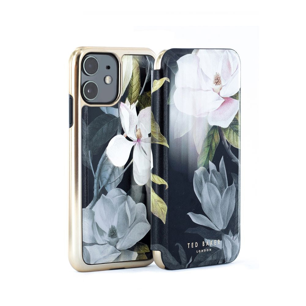 Ted Baker - Folio Case For iPhone 11 - OPAL