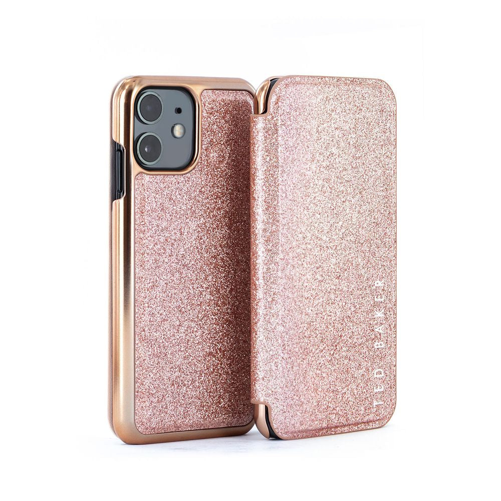 Ted Baker - Folio Case For iPhone 11 - GLITSIE