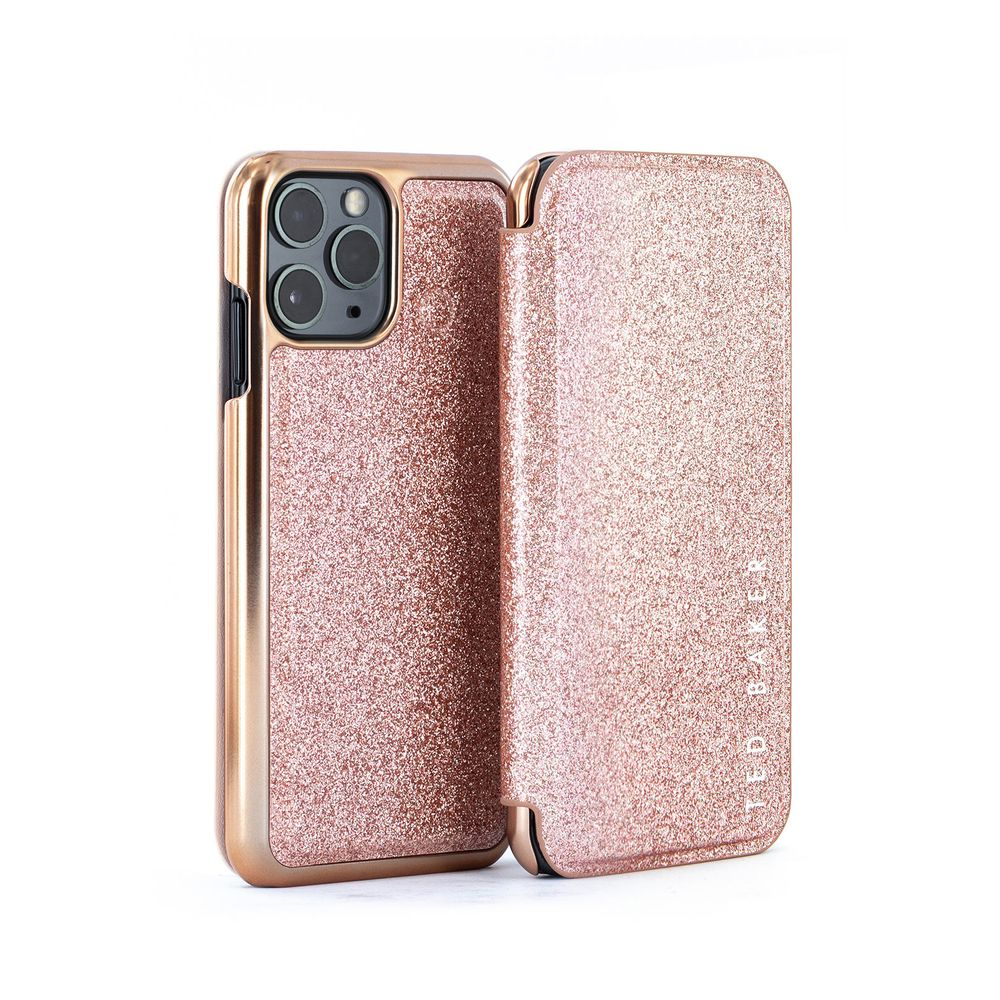 Ted Baker - Folio Case For iPhone 11 Pro - GLITSIE