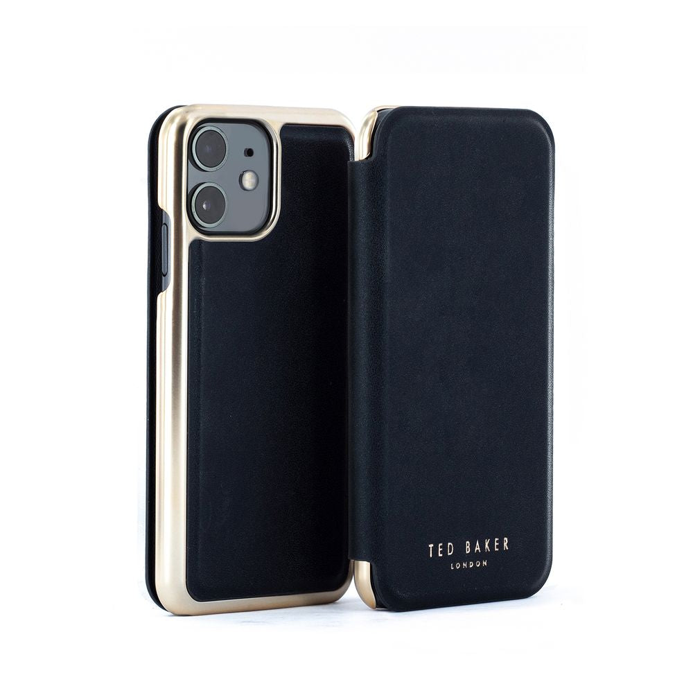 Ted Baker - Folio Case For iPhone 11 - SHANNON BLACK