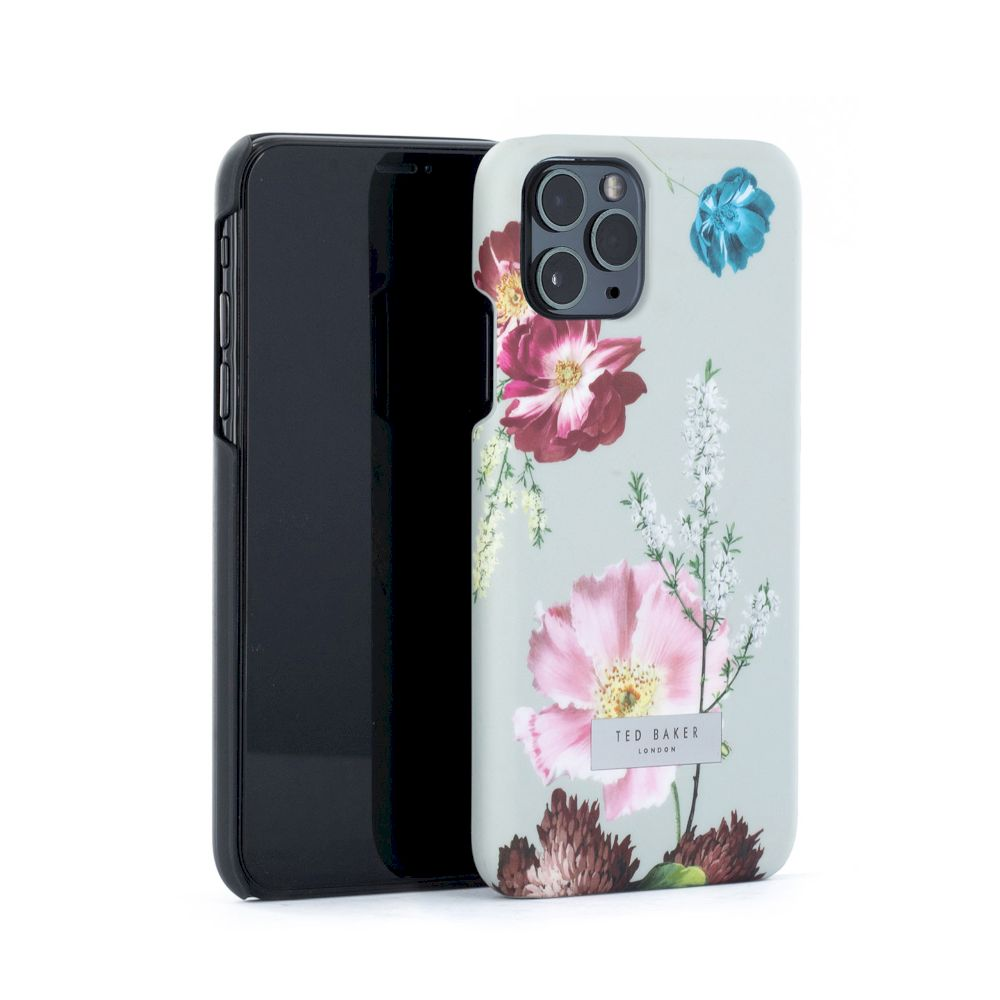 Ted Baker - Hard Shell Case For iPhone 11 - ForEST FRUITS GREY