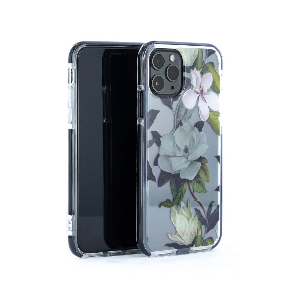 Ted Baker - Anti-Shock Case For iPhone 11 Pro - OPAL
