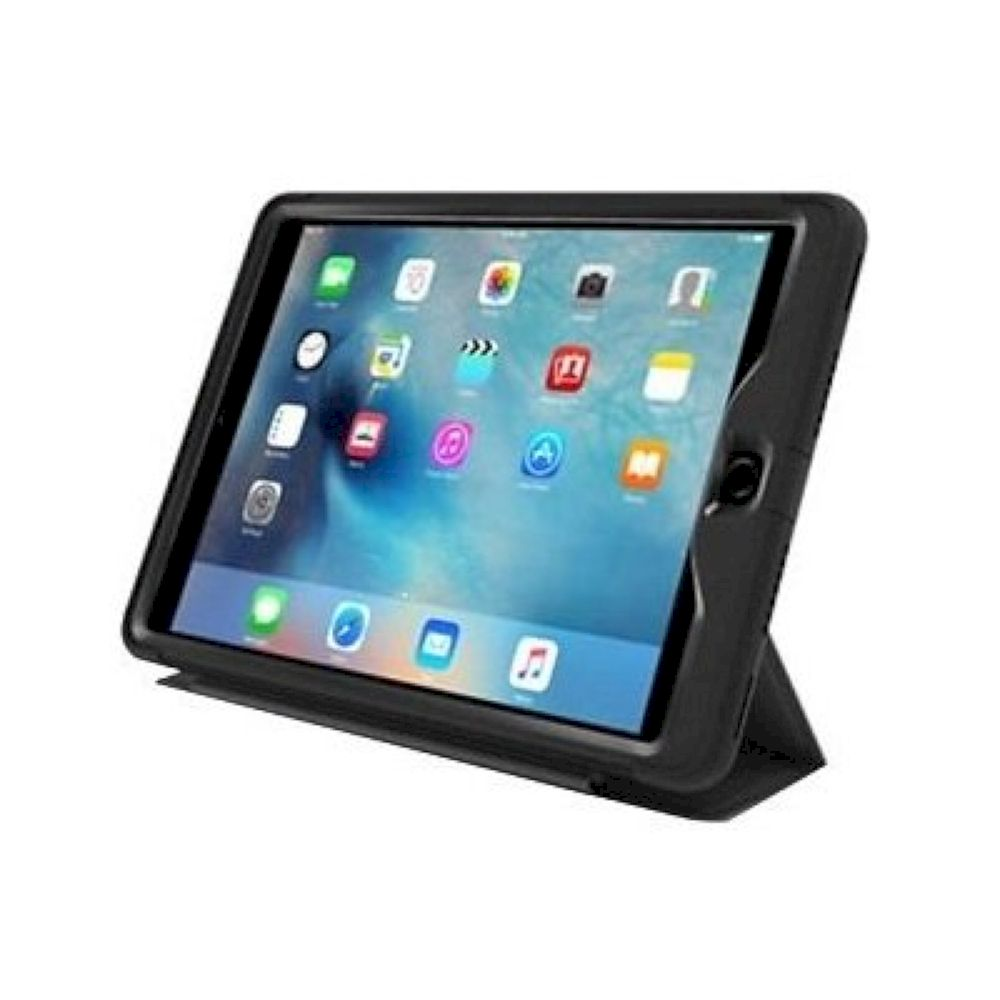 LIFEPROOF - iPad Air (2nd) /9.7-inch iPad Pro NUUD Portfolio Cover Blacktop