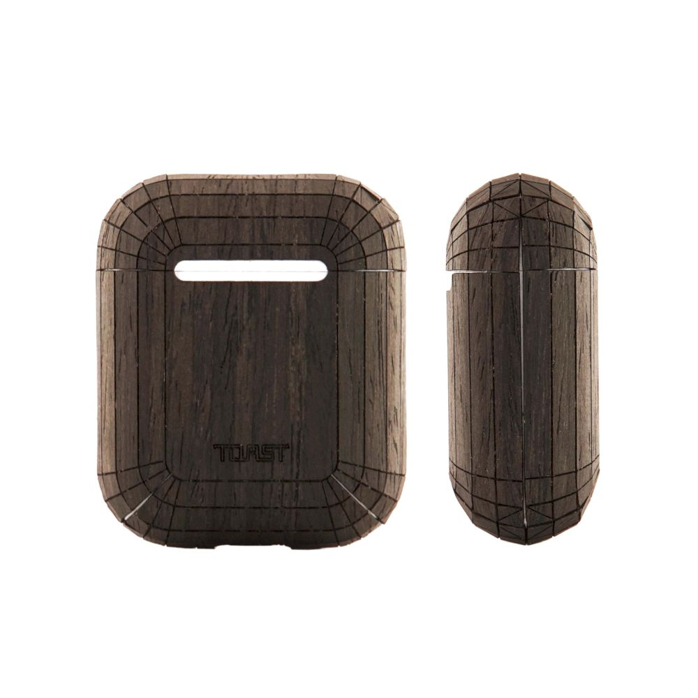 TOAST - Plain Cover for AirPods Wireless - Ebony