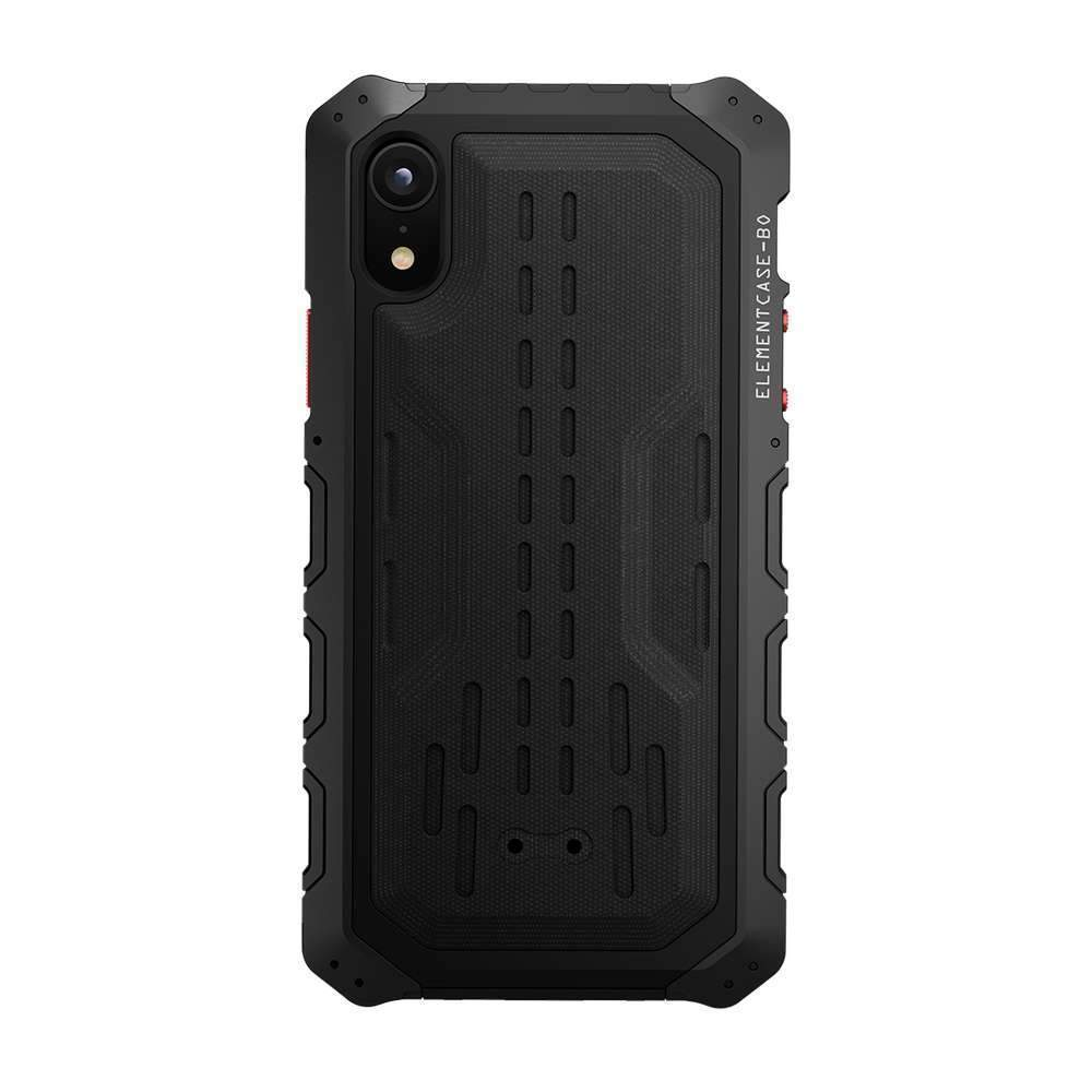ELEMENTCASE - Black Ops for iPhone XR / ケース - FOX STORE