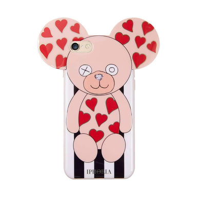 IPHORIA - Teddy Line Case for iPhone 8/7 - caseplay
