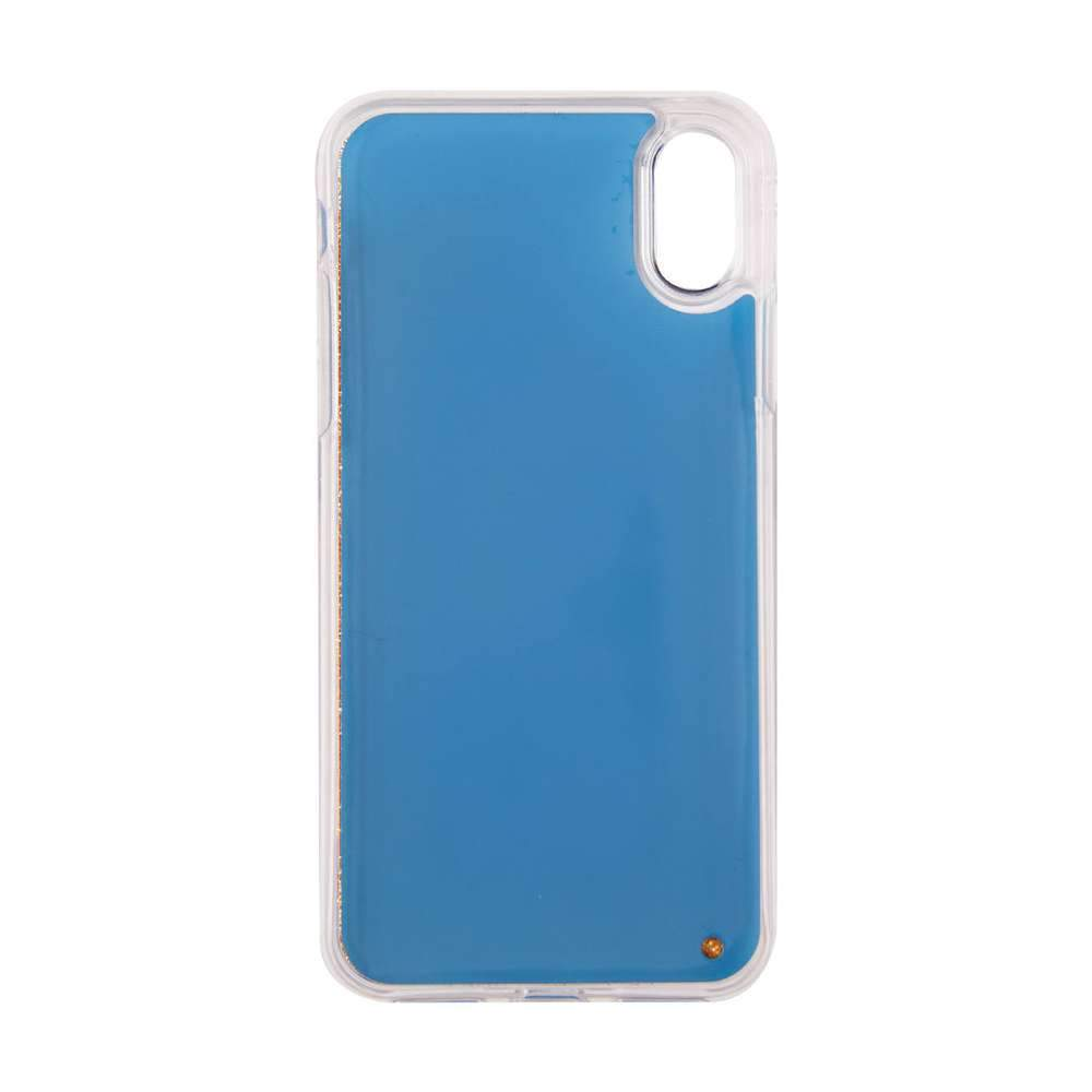 IPHORIA - Liquid Line Perfume Round Case for iPhone XS/X / ケース - FOX STORE