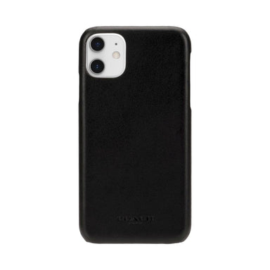 Coach - Leather Slim Wrap Case for iPhone 11