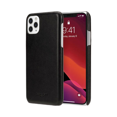 Coach - Leather Slim Wrap Case for iPhone 11 Pro Max / ケース - FOX STORE