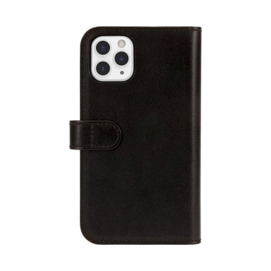 Coach - Leather Folio Case for iPhone 11 Pro