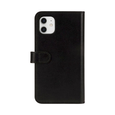Coach - Leather Folio Case for iPhone 11
