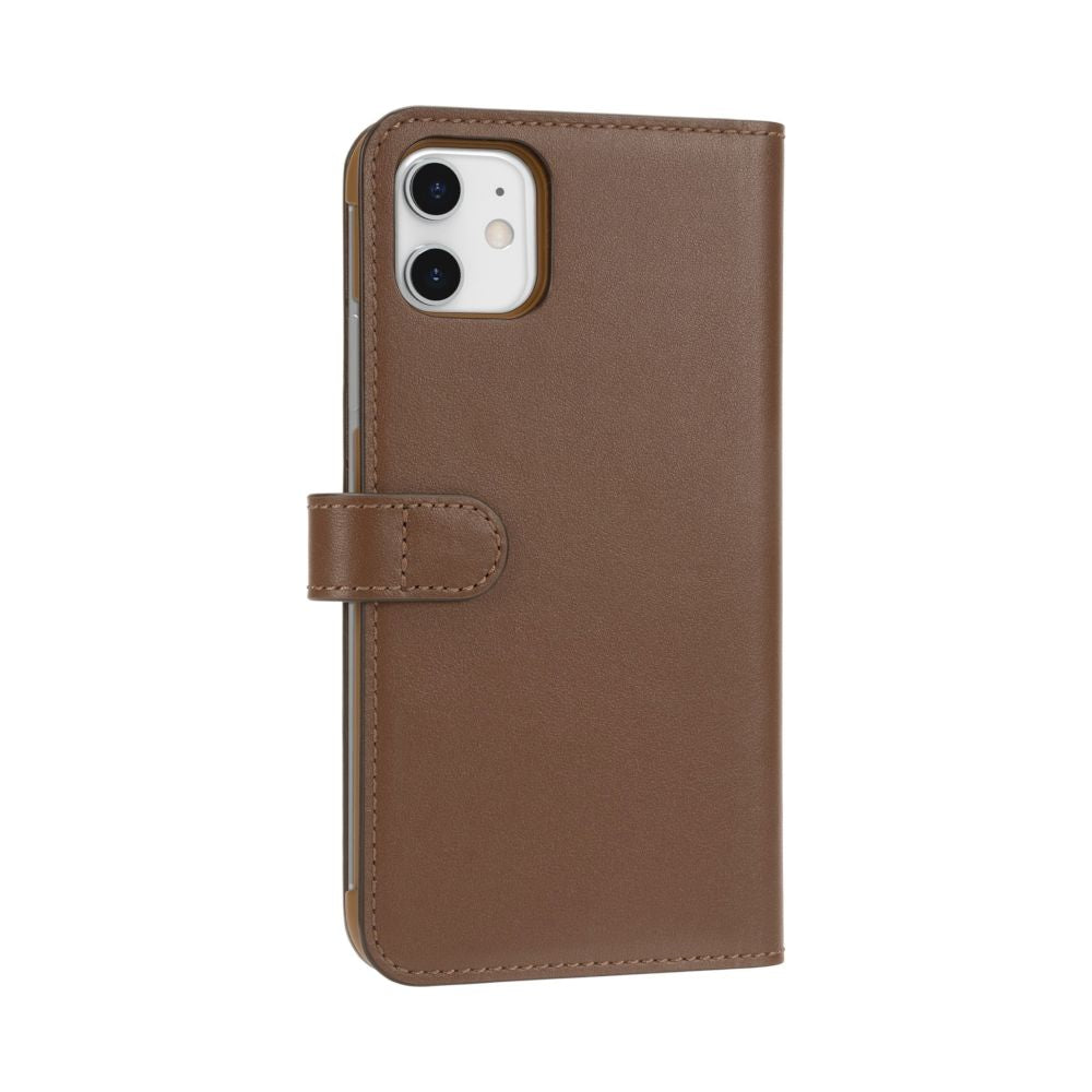 Coach - Leather Folio Case for iPhone 11 / ケース - FOX STORE