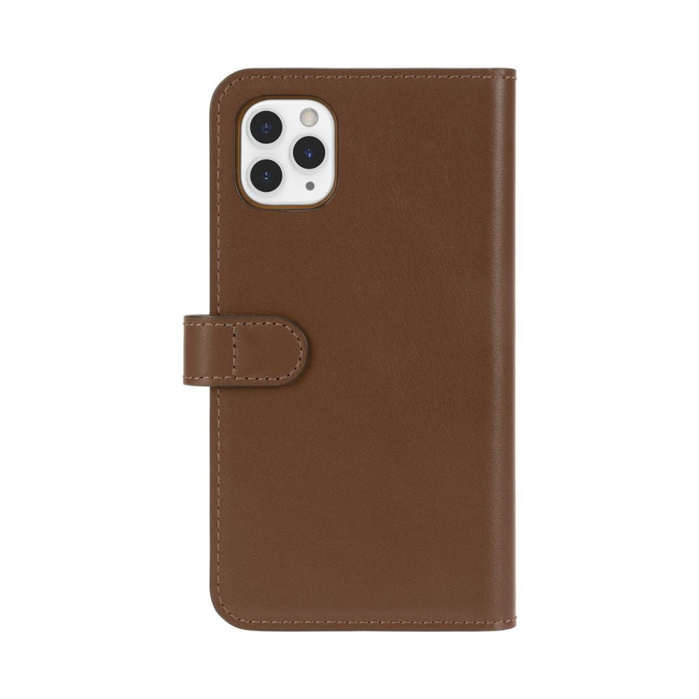 Coach - Leather Folio Case for iPhone 11 Pro Max / ケース - FOX STORE