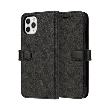 Coach - Folio Case for iPhone 11 Pro / ケース - FOX STORE