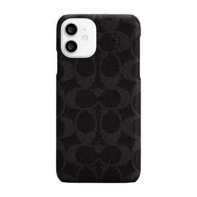 Coach - Slim Wrap Case for iPhone 12mini