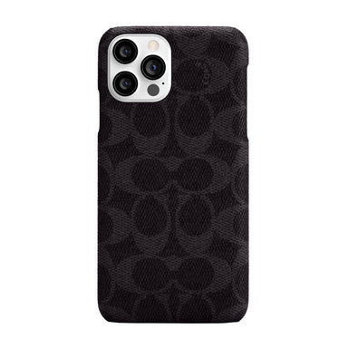 Coach - Slim Wrap Case for iPhone 12 Pro Max