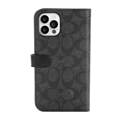 Coach - Folio Case for iPhone 12 ProMax