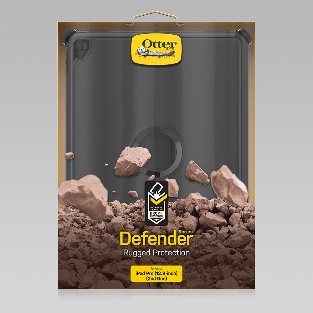 "OtterBox - Defender Series for iPad Pro 12.9"" 2nd Generation / ケース - FOX STORE"