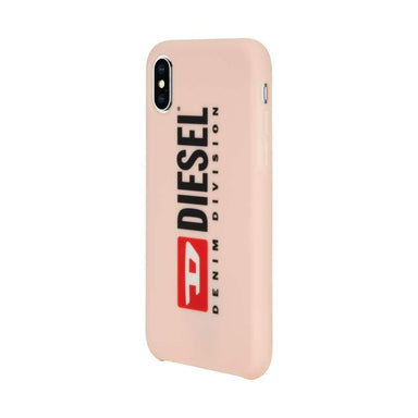 DIESEL - Printed Co-Mold Seasonal Logo Case for iPhone XS/X