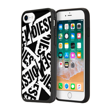 DIESEL - Printed Co-Mold Case for iPhone SE 第2世代/8/7/6s/6