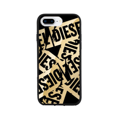 DIESEL - Printed Co-Mold Case For iPhone 8 Plus, iPhone 7 Plus, iPhone 6 Plus, and iPhone 6s Plus