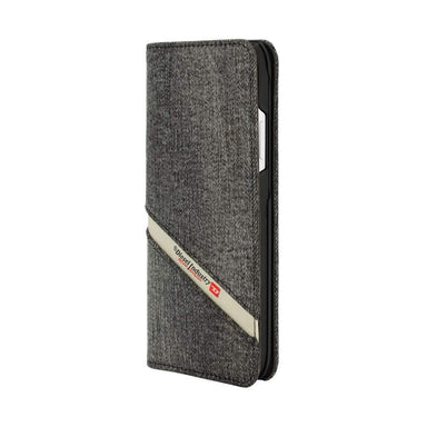 DIESEL - 2-in-1 Folio Denim Case for iPhone XR
