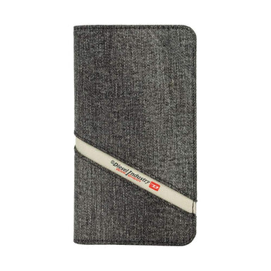 DIESEL - 2-in-1 Folio Denim Case for iPhone XR - caseplay