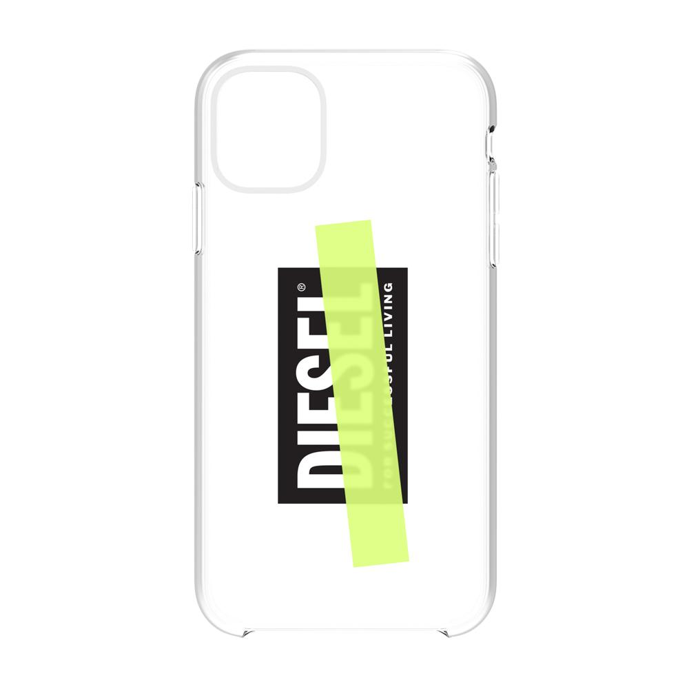 Diesel - Printed Co-Mold Case [ Tape ] for iPhone 11 / ケース - FOX STORE